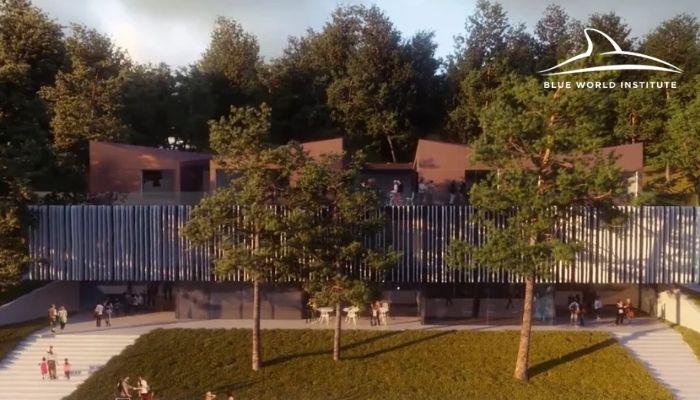 Blue World Institute, Education Centre, Losinj