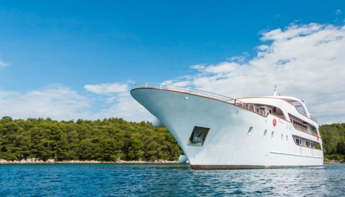 Futura Cruise Ship, Croatia