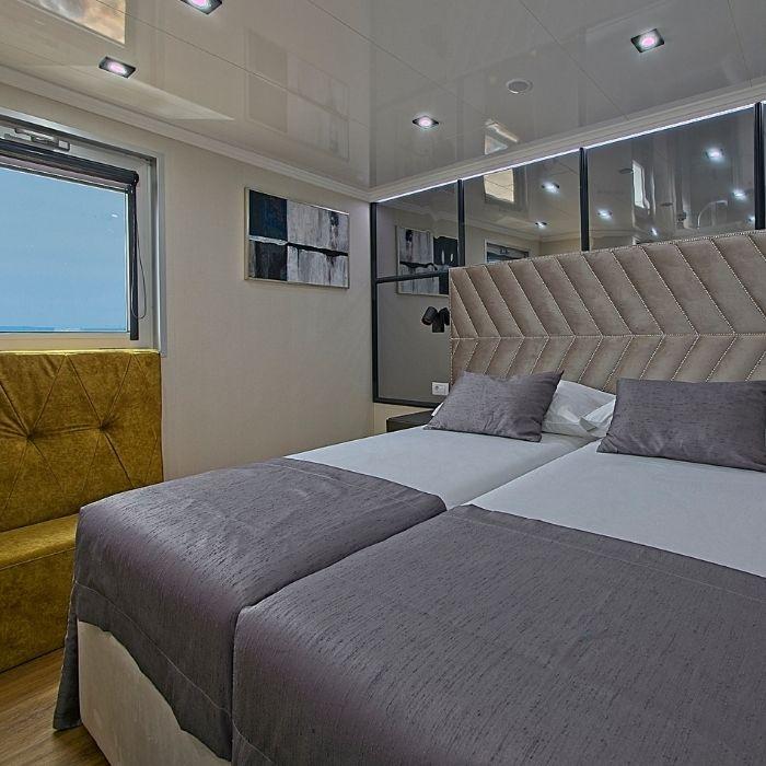 Premier Croatia Cruise Ship - cabin