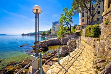 Lungomare Promenade Opatija
