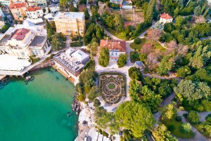 Park Angiolina in Opatija
