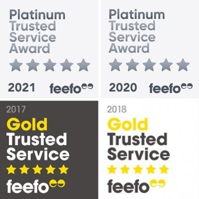 Feefo Awards 2021