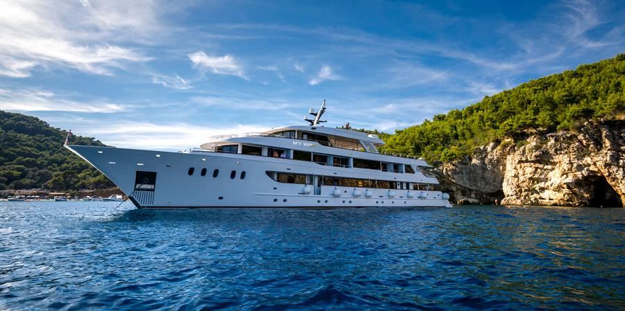 Unforgettable Croatia My Wish Ship