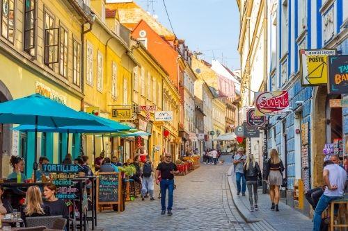 Zagreb Cafe Culture