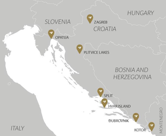 Best-Croatia-Montenegro