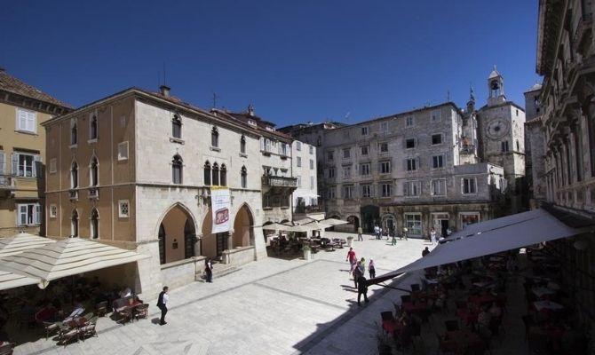 Judita Palace Split