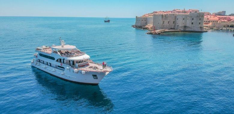 San Spirito Croatia Cruise Ship
