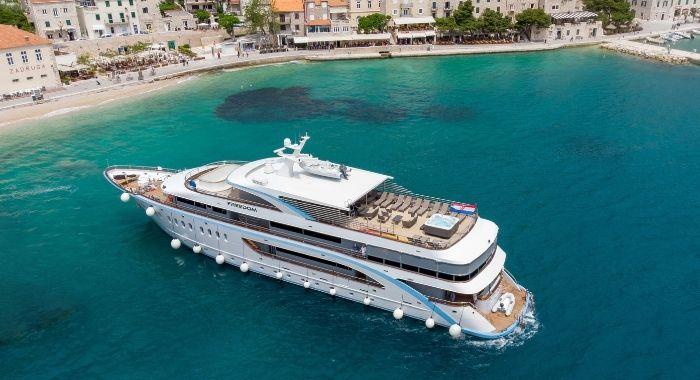 Freedom Croatia Cruise Ship