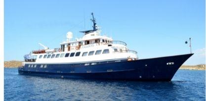 Callisto Croatia Cruise Ship