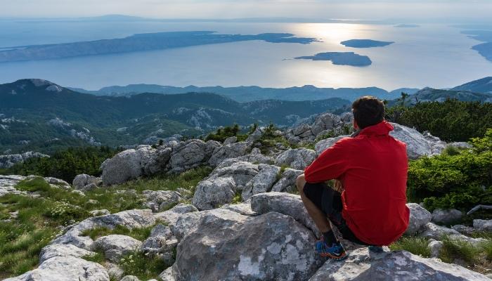 Hiking in Velebit National Park