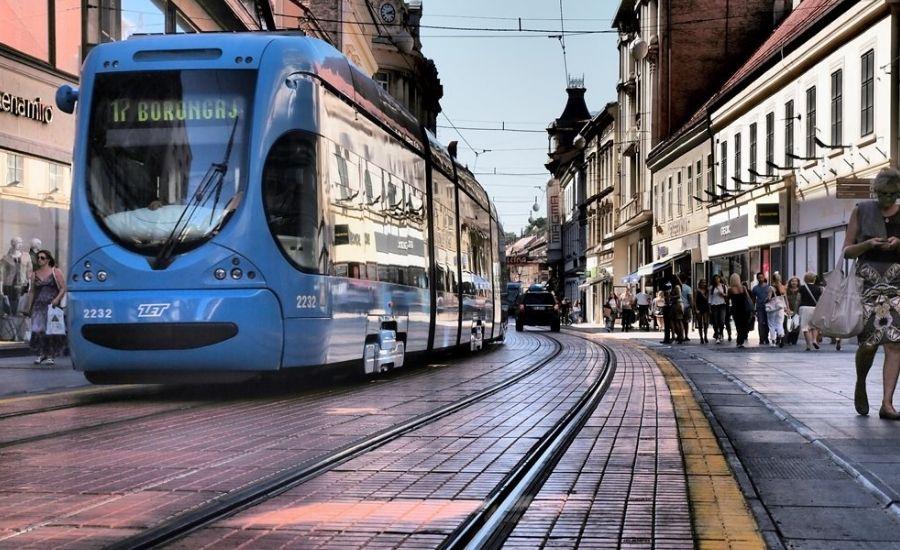 Ilica Street Zagreb