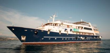 Lupus Mare Croatia Cruise Ship