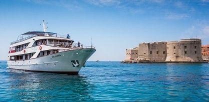 MS Splendid Croatia Cruise Ship