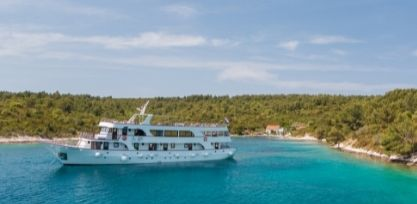 Majestic Croatia Cruise Ship
