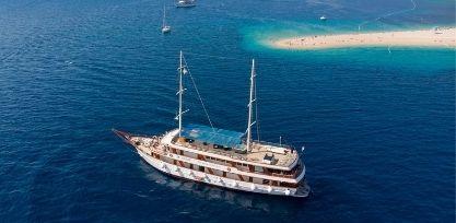 Paradis Croatia Cruise Ship
