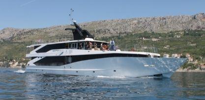 Seagull Croatia Cruise Ship
