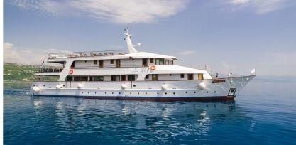 Spalato Croatia Cruise Ship