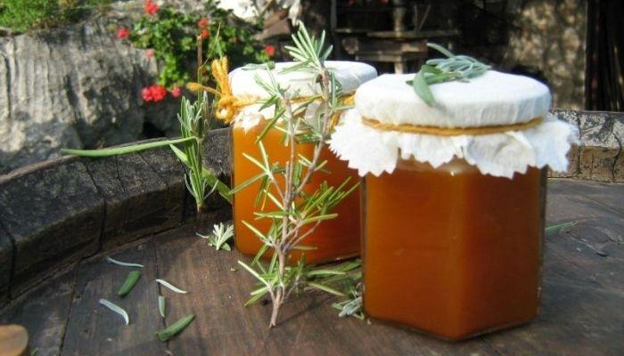 Honey from Solta