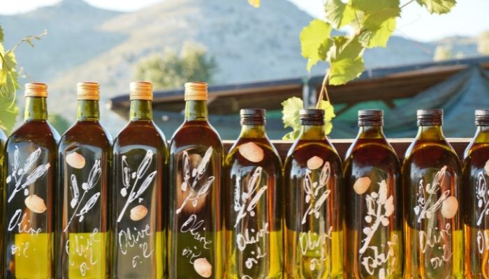 Olive oil in Istria
