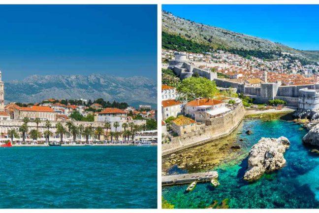 Split or Dubrovnik